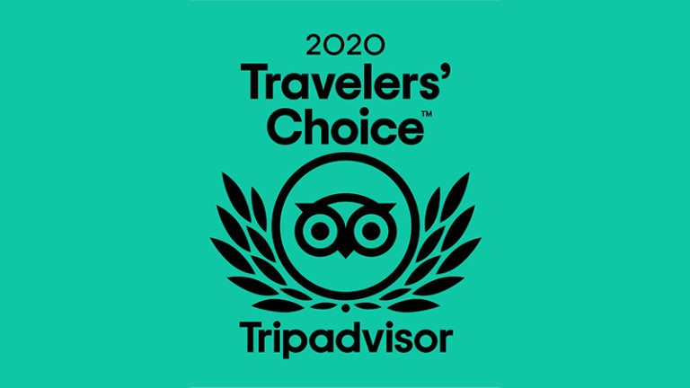 Prêmio Travellers' Choice do Hotel Glória