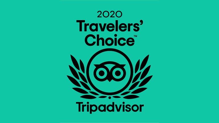 Read more about the article Prêmio Travellers' Choice do Hotel Glória