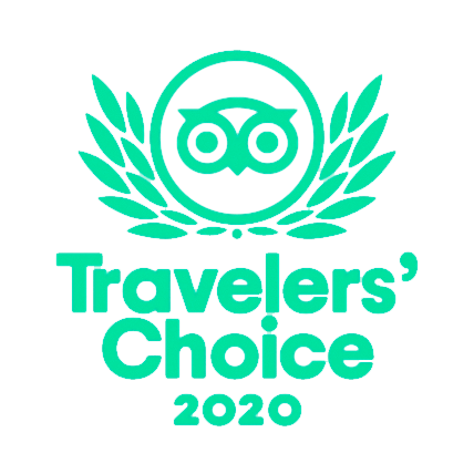Trip Advisor Traveler's Choice 2020
