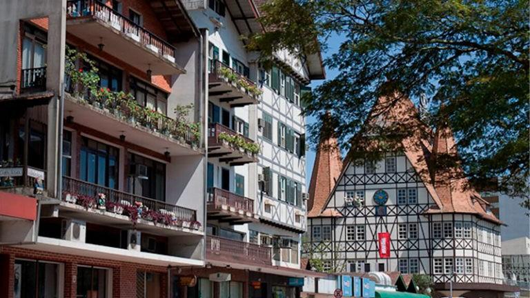 Read more about the article 4 dicas para aproveitar um fim de semana em Blumenau com o Hotel Glória